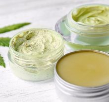 CBD cream will show effect but the time duration depends upon the nature of your skin type.