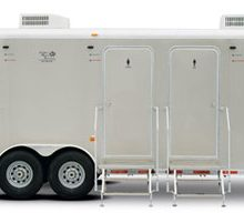 Now enjoy portable restroom services on a rental basis