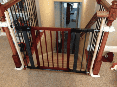 Install Baby Gates For Child S Safety Break The Rules