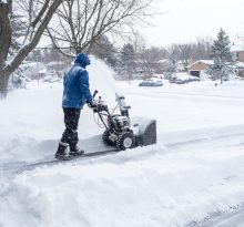 Commercial Snow Removal Company