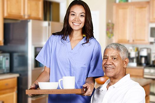 caregivers assist
