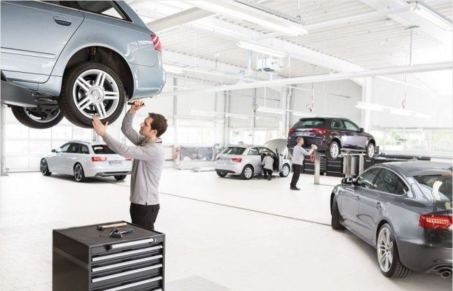 the right service center for your vehicles
